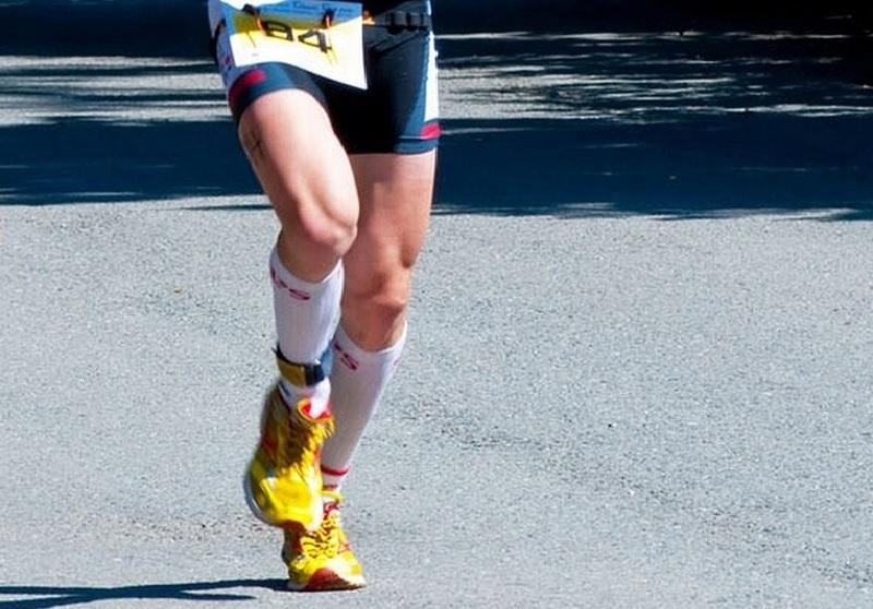 calze a compressione per la corsa