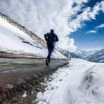 Correre con il freddo