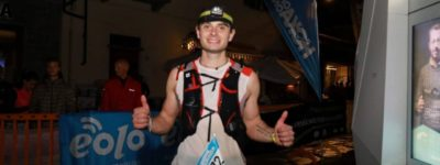 Correre in montagna: Andrea Biffi dopo il Grand Trail di Courmayeur