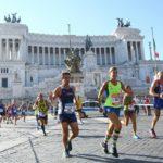 Maratona di Roma, percorso lungo il centro storico